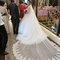 兆婷迎娶白紗造型及白紗進場造型(編號:298076)