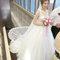 兆婷迎娶白紗造型及白紗進場造型(編號:298084)