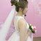 兆婷迎娶白紗造型及白紗進場造型(編號:298085)