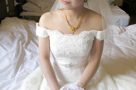 雅娣 迎娶造型
