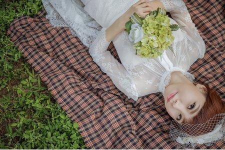 Bride:舒淳