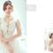 藝人可藍 X 婚紗造型(編號:298952)