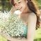 藝人可藍 X 婚紗造型(編號:298954)