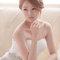 甜美清透感 X 清新棚拍婚紗照(編號:299042)