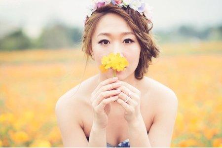 日式柔美自助婚紗 X 香港 V V