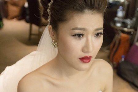 新娘 sandy 芸安老師