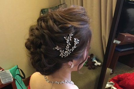 bride . Jasmine