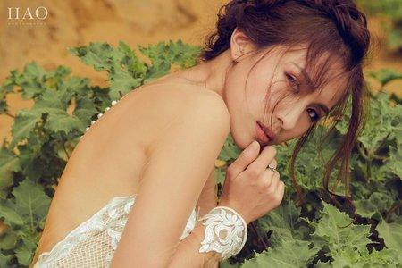 芸安 + HAO 聯名婚紗