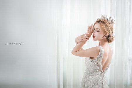 華麗新娘造型
