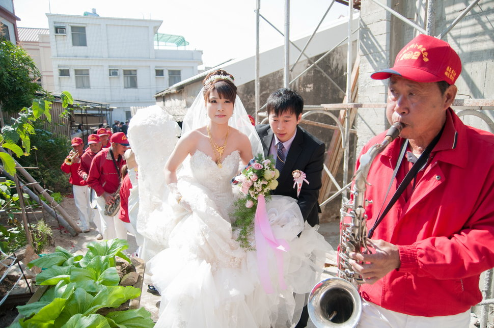 [金門] 葡京餐廳 | 迎娶 + 晚宴(編號:516444) - Daco  攝影工作室 - 結婚吧