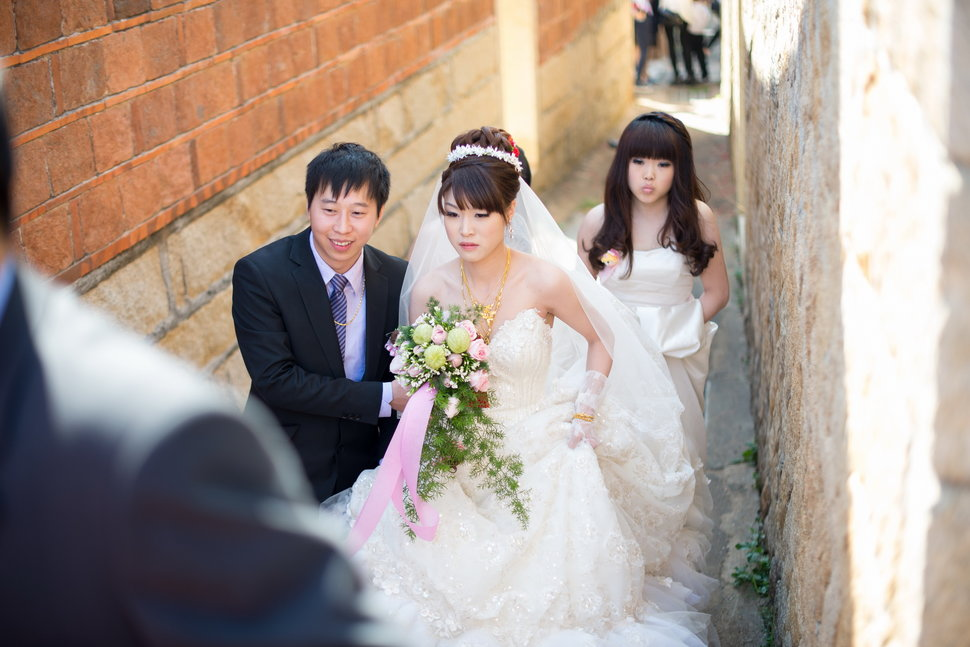 [金門] 葡京餐廳   迎娶 + 晚宴(編號:516567) - Daco  攝影工作室 - 結婚吧