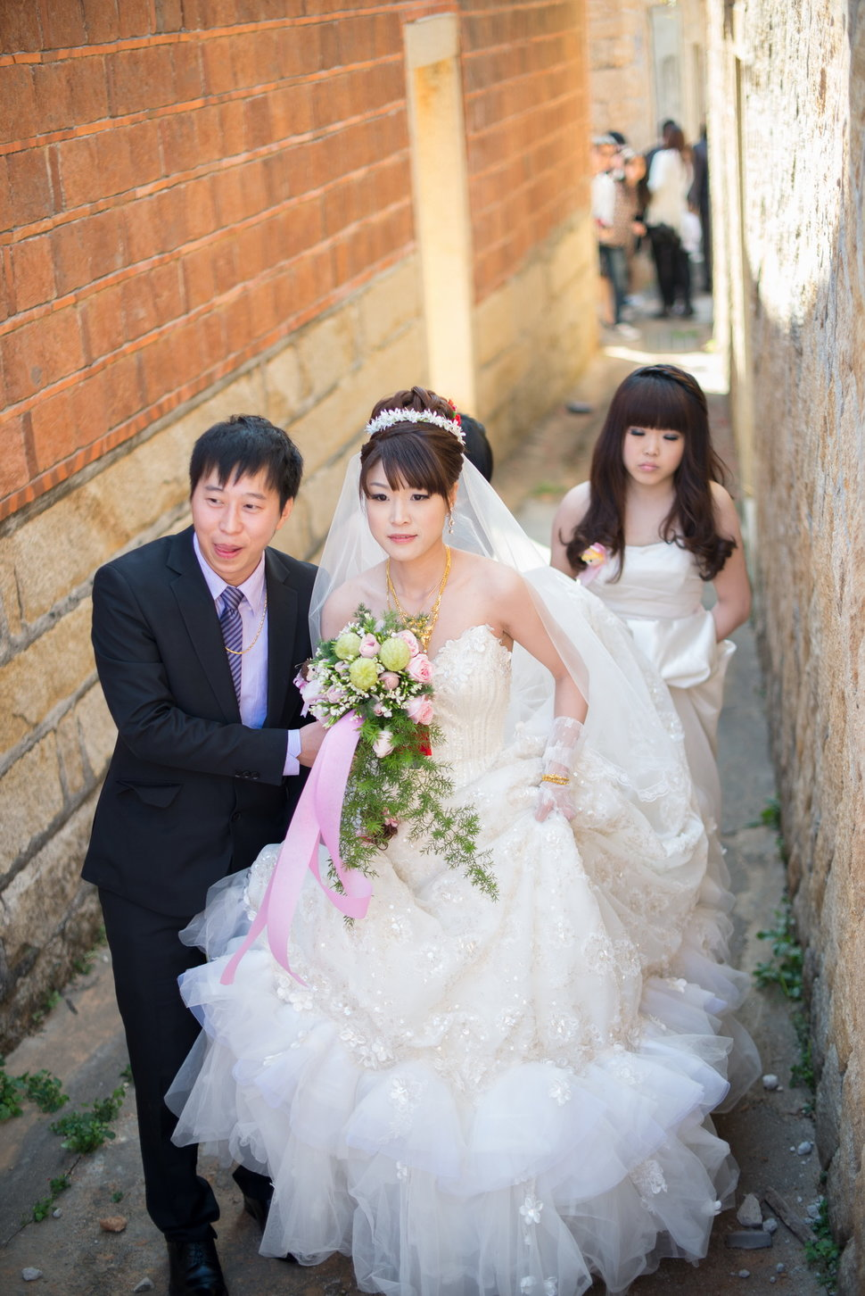 [金門] 葡京餐廳 | 迎娶 + 晚宴(編號:516573) - Daco  攝影工作室 - 結婚吧
