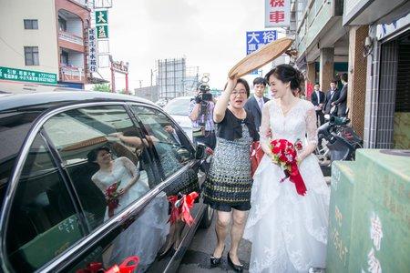 [高雄] 人道國際飯店 | 迎娶 + 教會證婚 + 午宴