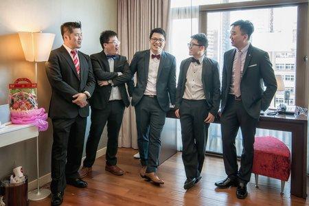 [台北] 維多莉亞酒店 | 儀式+晚宴