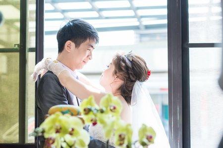 [台南]-台南商務會館 | 迎娶 + 午宴