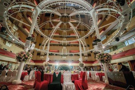 [台北] 翰品大飯店 | 儀式+午宴
