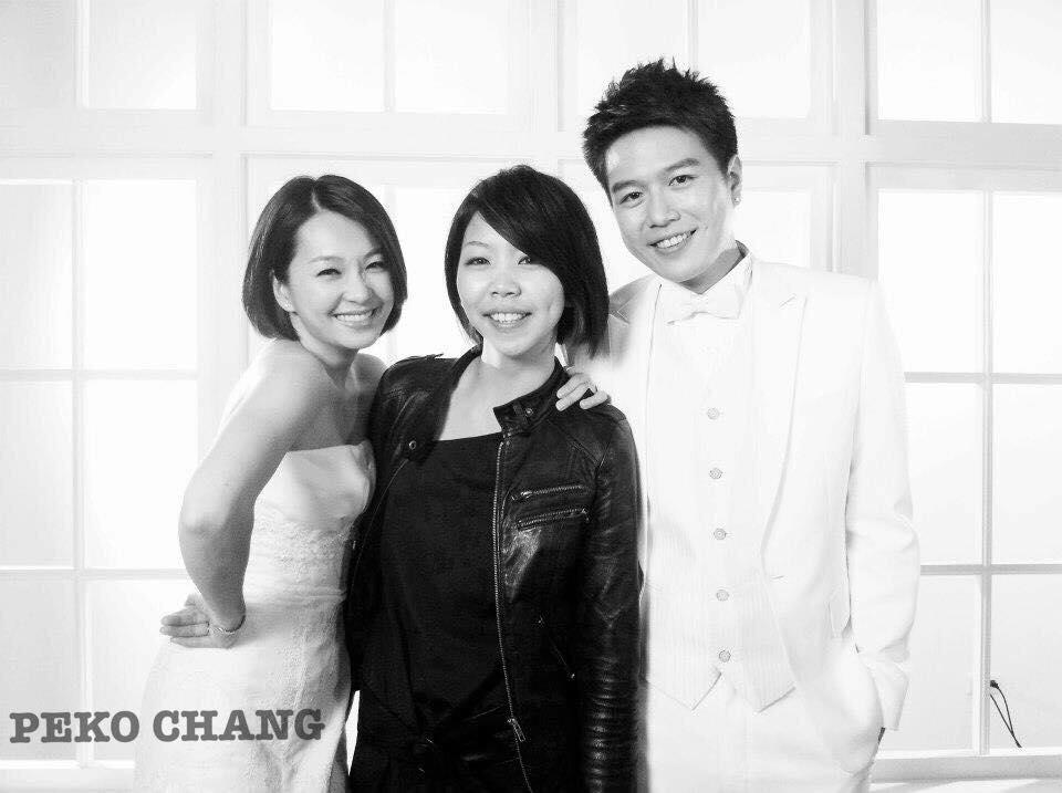 六月(編號:462667) - PEKO CHANG makeup《結婚吧》