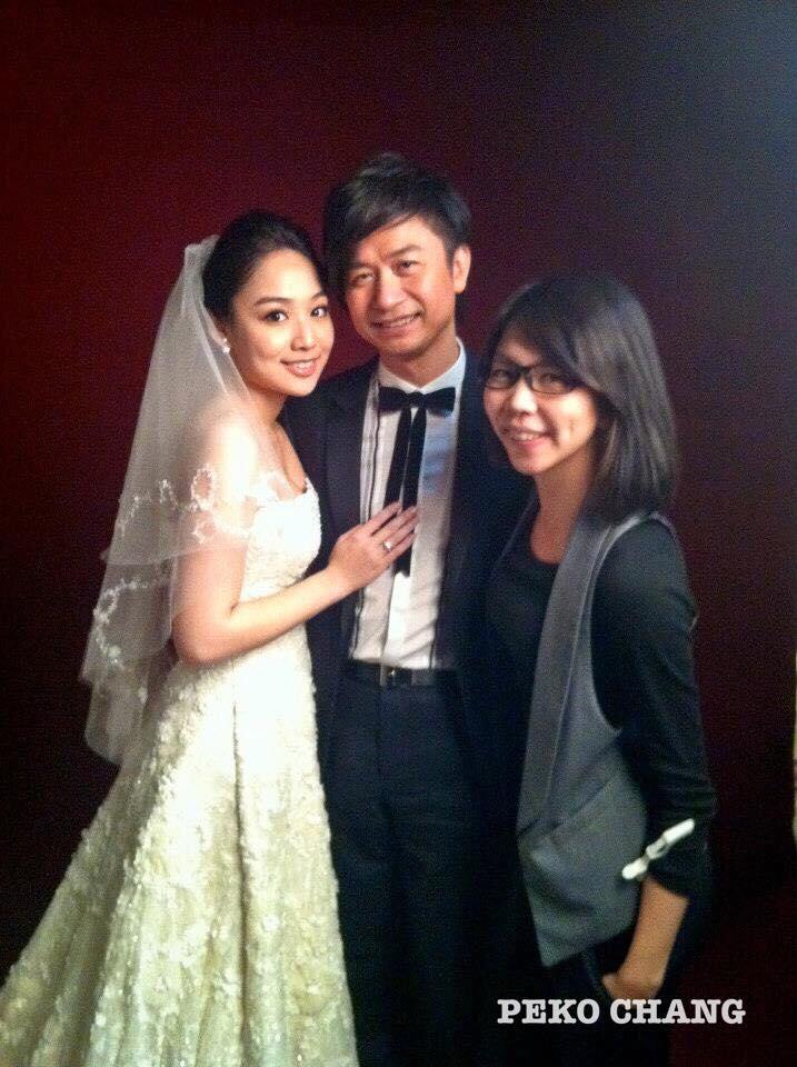 黃舒駿(編號:462670) - PEKO CHANG makeup《結婚吧》