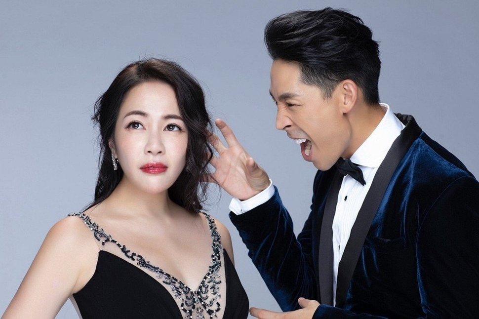 藍鈞天Gabrie 、陳羽柔Fiona - PEKO CHANG makeup《結婚吧》