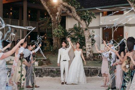 帛琉海外婚禮