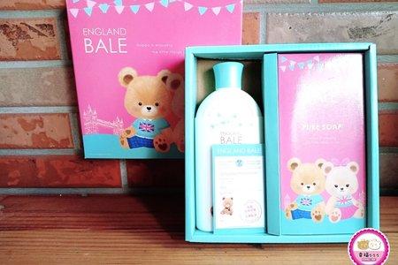 貝爾熊禮盒(1沐浴3香皂)