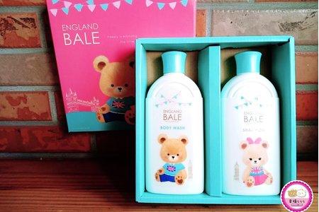 貝爾熊禮盒(1洗髮1沐浴)
