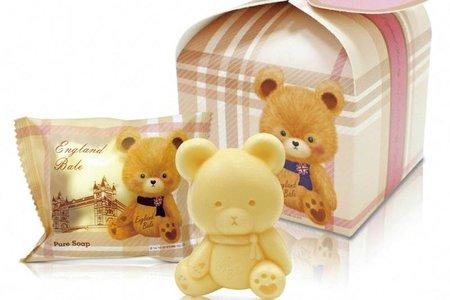 禮物版-貝爾熊抗菌皂