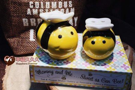 蜜蜂調味罐