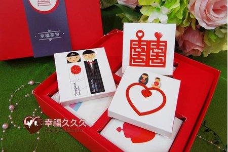幸福 6 入茶包禮盒組