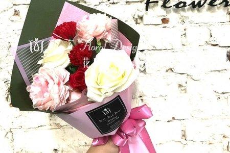 母親節限定花束