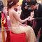 香檳金魚尾禮服,空氣感低盤,馨,台北晶宴會館(編號:305418)