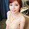 香檳金魚尾禮服,空氣感低盤,馨,台北晶宴會館(編號:305434)