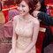 香檳金魚尾禮服,空氣感低盤,馨,台北晶宴會館(編號:418773)