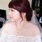 結婚迎娶儀式,氣質低髻,鑽飾髮叉(編號:418798)