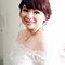 結婚迎娶儀式,氣質低髻,鑽飾髮叉(編號:418808)
