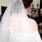 結婚迎娶儀式,氣質低髻,鑽飾髮叉(編號:418814)