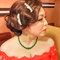 紅蕾絲旗袍禮服.復古指推波.送客(編號:418848)