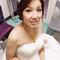 白紗禮服,進場造型,氣質低盤,小豬,貢寮里民中心(編號:418921)