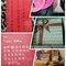 水藍雙肩背V澎,韓式胡蝶結,瑪格麗特,台北國賓大飯店(編號:419644)