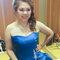 藍色禮服,敬酒造型,側捲,可可,台北臻愛婚宴會館(編號:419836)