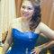 藍色禮服,敬酒造型,側捲,可可,台北臻愛婚宴會館(編號:419839)