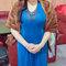 土耳其藍時裝,名媛髮型,敬酒(編號:419871)