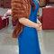 土耳其藍時裝,名媛髮型,敬酒(編號:419879)