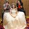 淡橘紗禮服,編髮公主,可可,台北臻愛婚宴會館(編號:420234)