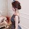 簡約大方灰禮服,高雅低盤,意珊,基隆長榮桂冠酒店(編號:420253)