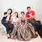 簡約大方灰禮服,高雅低盤,意珊,基隆長榮桂冠酒店(編號:420303)