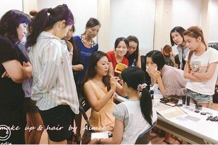 個人/團體/公司彩妝教學課程