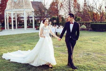 拍婚紗(自助婚紗、海外婚紗、棚拍婚紗)