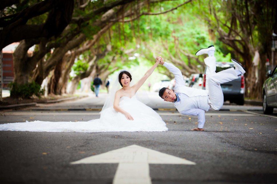 御霖&怡萱-春之嫁衣(編號:308435) - 春之嫁衣精緻婚紗 - 結婚吧
