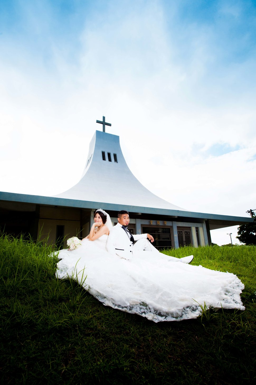 御霖&怡萱-春之嫁衣(編號:308446) - 春之嫁衣精緻婚紗 - 結婚吧